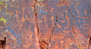 Pictographs Royalty Free Stock Photos