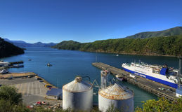 Picton Ferry Stock Images