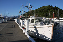 Picton harbor Stock Photography