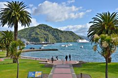 Picton Harbor Stock Images