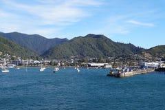 Picton, New Zealand Royalty Free Stock Photos