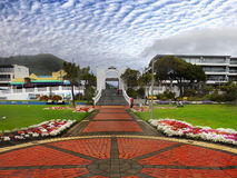 Picton, Nueva Zelandia Fotografía de archivo libre de regalías