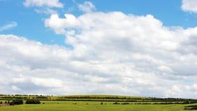 Pictoresque landskap Arkivbild