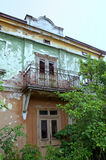 Pictorial, beautiful, old abandoned house, Serbia Royalty Free Stock Image