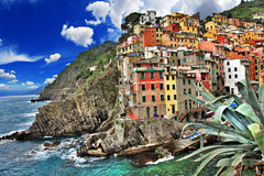 Pictorial Italy Royalty Free Stock Photos