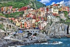 Pictorial Italy Stock Photo