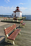 Pictou Lighthouse Stock Image