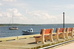 Pictou, Nova Scotia Stock Images