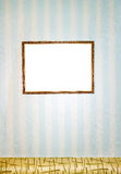 Pictur in grunge frames Royalty Free Stock Images