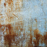 Picture of abstract wallpaper old iron rusty grunge background Royalty Free Stock Photos