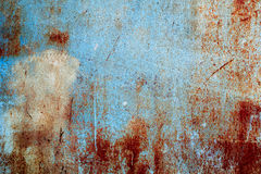 Picture of abstract wallpaper old iron rusty grunge background Royalty Free Stock Images