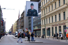 Picture of american soldier Royalty Free Stock Images