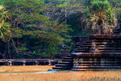 Picture of Angkor Wat Royalty Free Stock Images