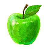 Picture of apple Stock Image