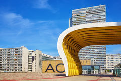Picture of Austria Center Vienna ACV. Stock Photography