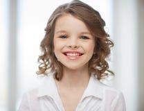 Girl at home Royalty Free Stock Photo