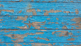 Picture of blue, destroyed fence. Picture of blue, destroyed fence Royalty Free Stock Photography