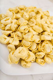 Picture of a bowl of pasta Stock Images