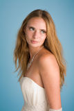 Picture of a bride Royalty Free Stock Image