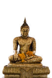 Picture of buddha in public Stock Photography