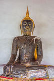 Picture of Buddha statue at Wat Pho temple. Bangkok, Thailand. Stock Photos