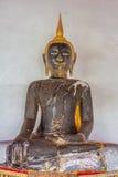 Picture of Buddha statue at Wat Pho temple. Bangkok, Thailand. Stock Photos