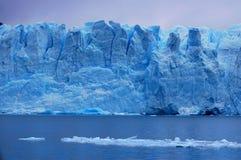 Picture captured in Perito Moreno Glacier in Patagonia (Argentin Stock Image