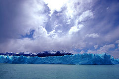 Picture captured in Perito Moreno Glacier in Patagonia (Argentin Stock Images