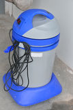 Picture of car wash vacuum machine. Cleaning concept. Stock Image