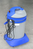 Picture of car wash vacuum machine. Cleaning concept. Royalty Free Stock Image