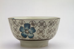 Picture of Chinese porcelain bowl Stock Image