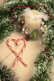 Picture of christmas decoration Royalty Free Stock Image