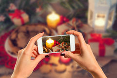 Picture of christmas Stock Photography