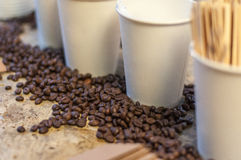 Picture of coffee Royalty Free Stock Image