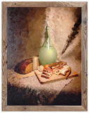 Picture country still life Stock Image