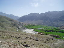 A picture from Daikondy province afghanistan Stock Image