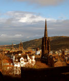 Picture of Dundee. Royalty Free Stock Images