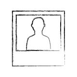 Picture file isolated icon. Vector illustration design Royalty Free Stock Photo