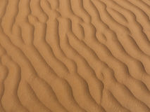 Picture filling sands as background. Royalty Free Stock Image