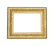 Picture Frame. Includes clipping path Royalty Free Stock Images