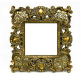 Picture frame. To put your own pictures in Royalty Free Stock Photo