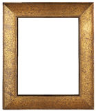 Picture Frame. Hand made clipping path included Stock Image