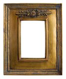 Picture Frame 4. An old antique picture frame Royalty Free Stock Photography
