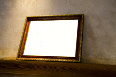 Picture frame. To put your own pictures in Stock Photo