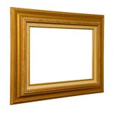 Picture frame Angle Stock Image