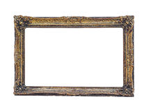 Picture frame. Antique frame isolated included clipping path Stock Photo