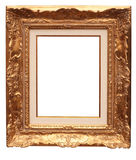 Picture frame from baguette Royalty Free Stock Photos