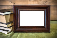Picture frame royalty free stock photo