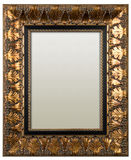 Picture frame with canvas Stock Photos