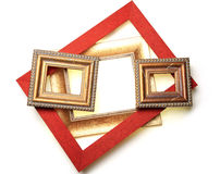 Picture Frame Collection Stock Images